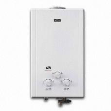 გაზის წყალგამაცხელებელი VIVA - CD 8L FF თეთრი