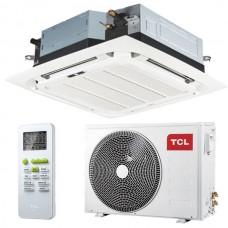 კასეტური კონდიციონერი TCL TCC-36HRSA R410 ON/OFF