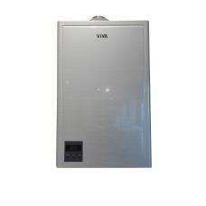გაზის წყალგამაცხელებელი VIVA - EPT15 12L FF ვერცხლისფერი