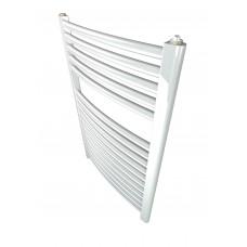 ფოლადის საშრობი Hammam 500x800 თეთრი